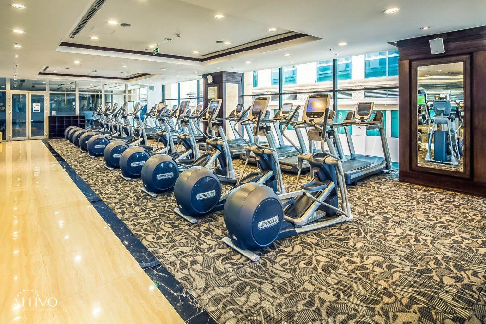 7 điểm cần lưu ý khi thiết kế phòng gym khách sạn 1