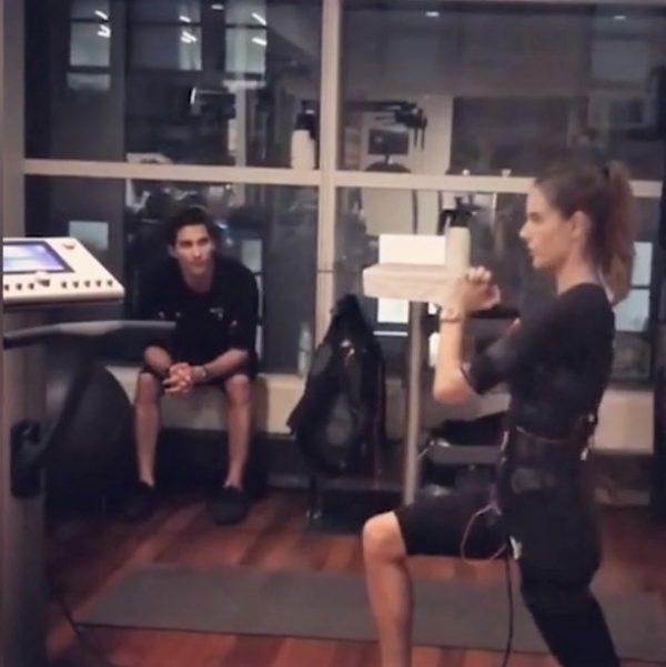 Miha Bodytec - Thiết bị kích thích cơ bắp, đẩy nhanh kết quả luyện tập thể dục thể thao, EMS Training, đến từ Đức 7