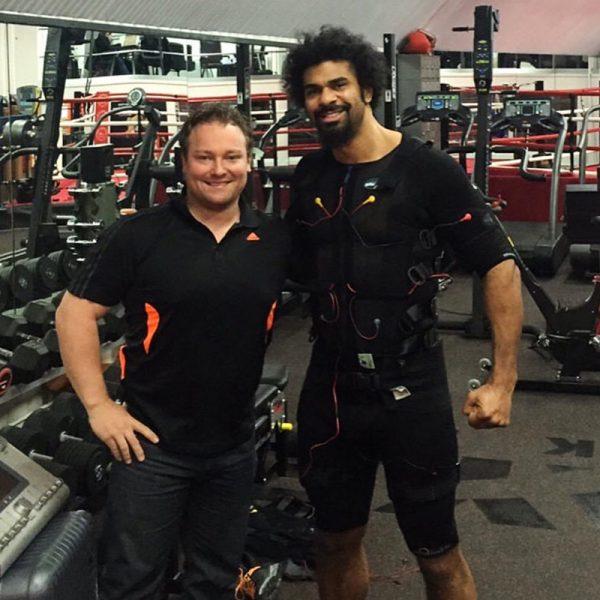 Miha Bodytec - Thiết bị kích thích cơ bắp, đẩy nhanh kết quả luyện tập thể dục thể thao, EMS Training, đến từ Đức 5