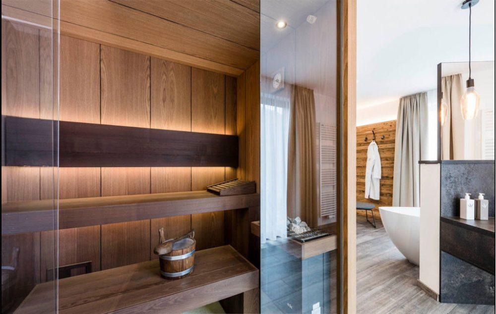 5 lí do ngôi nhà của giới thượng lưu luôn có phòng tắm kết hợp xông hơi. 2
