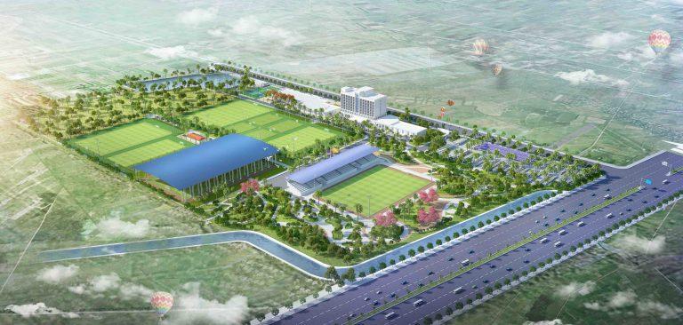 Học viện bóng đá PVF 2