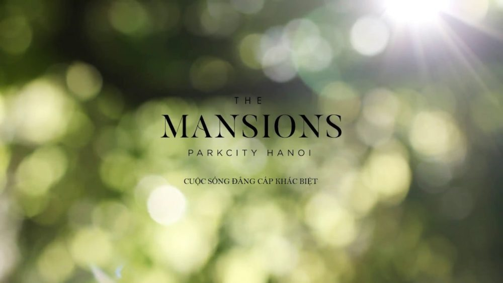 Park City Hanoi - The Mansions 1