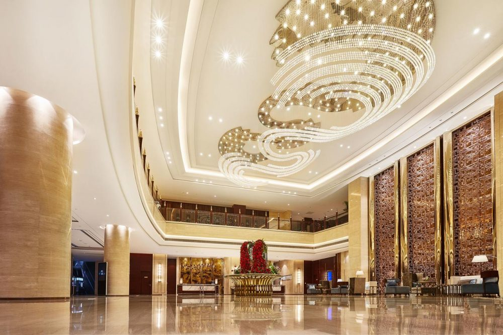 Khách sạn Wyndham tại Jingzhou - Trung Quốc