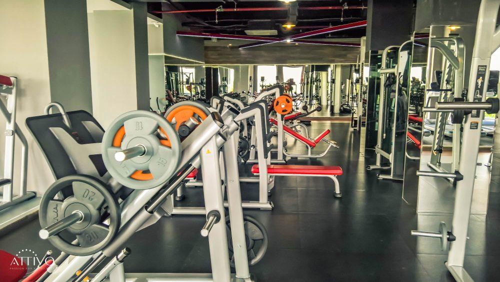 VShape Fitness & Yoga Center Quận 2 5