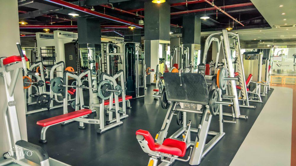 VShape Fitness & Yoga Center Quận 2 9