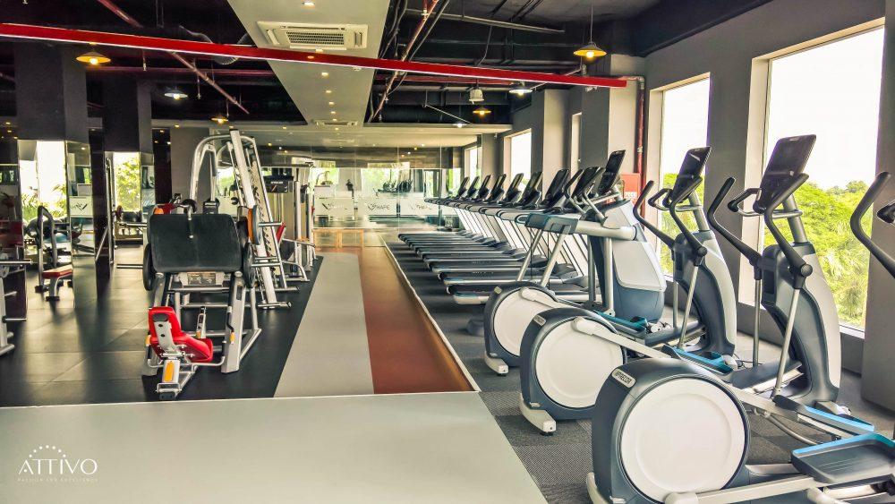 VShape Fitness & Yoga Center Quận 2 4