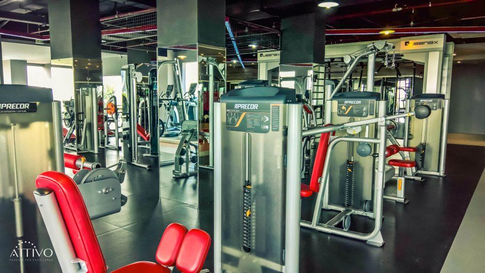 VShape Fitness & Yoga Center Quận 2 8